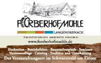 Förberhof-Mühle Langenordnach