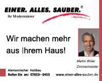 Martin Wider - Alemannischer Holzbau